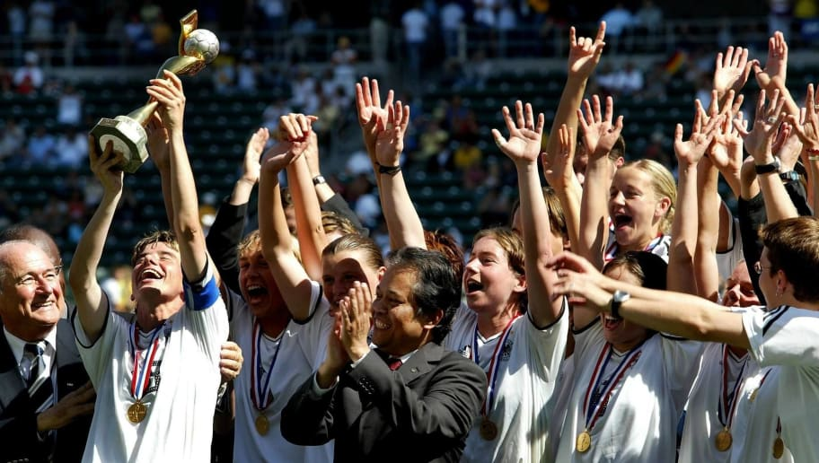 2003 Women's World Cup Recap: 16 Years On From Die Nationalelf's Dramatic Triumph