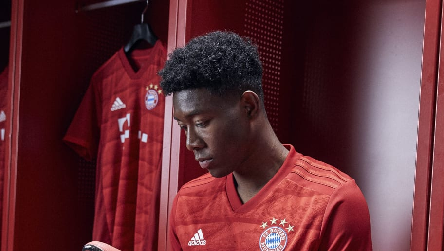 Bayern Munich Launch New Home Kit for 2019/20 Season