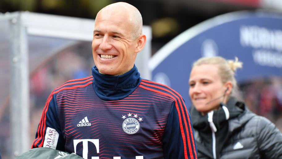 Arjen Robben: The Contenders to Sign Him & Where He Might End Up