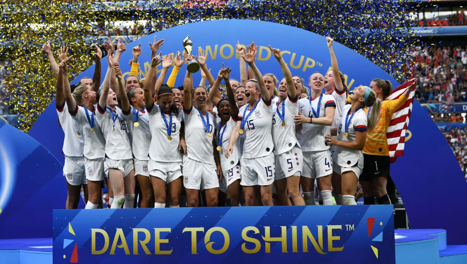 USWNT Stars Take to Social Media to Celebrate Historic Women's World Cup Triumph