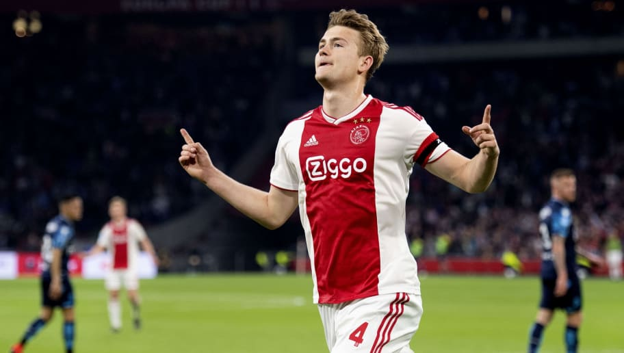 Matthijs de Ligt to Be Unveiled as a Juventus Player This Weekend as Saga Nears Conclusion