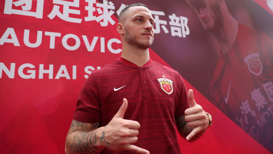 Marko Arnautovic: A Toxic Talent Who Deserves the Footballing Oblivion Awaiting Him in China