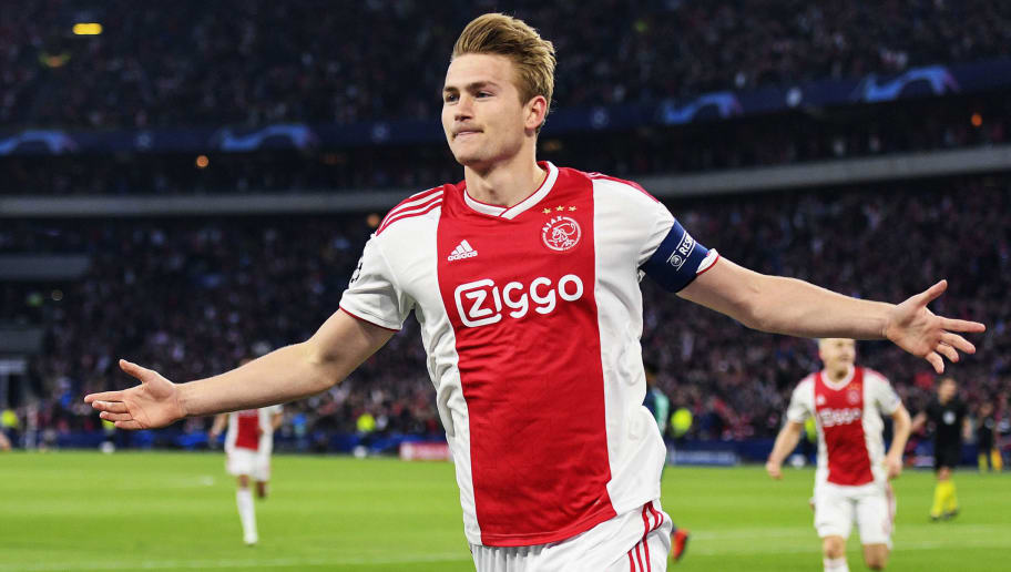 Matthijs de Ligt's Move to Juventus Set to Be Completed as Both Parties Come to Financial Agreement