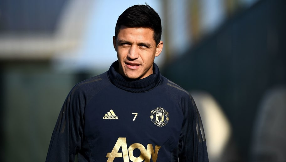 Alexis Sanchez Joins Inter on Loan From Manchester United