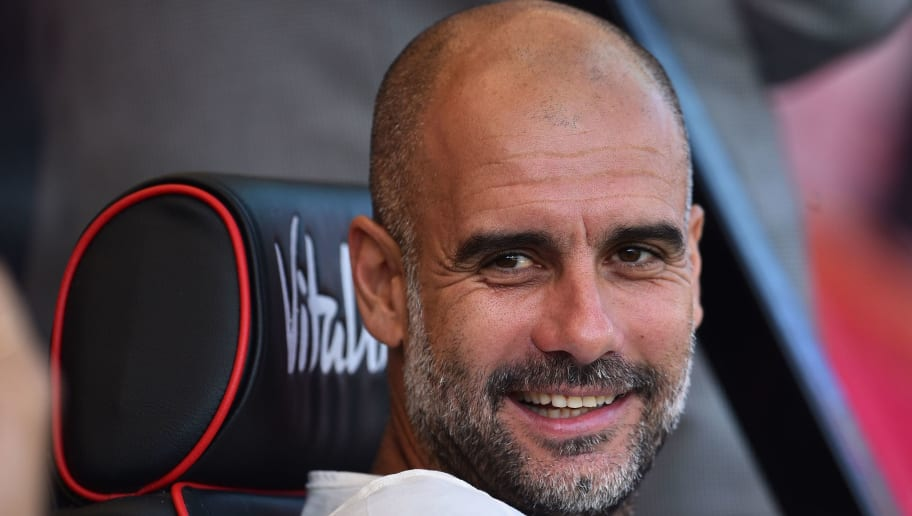 Man City Director Reveals Pep Guardiola's Reaction to Juventus Switch Rumours