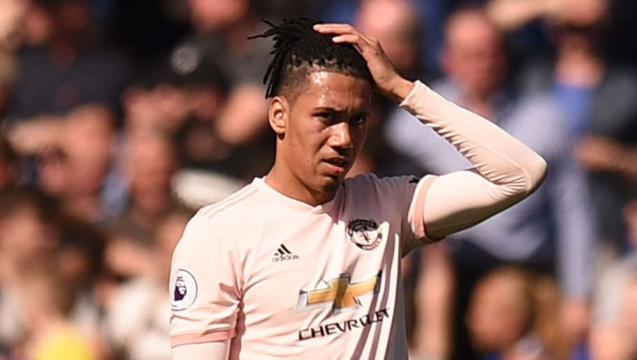 Chris Smalling Linked With Roma Move Before European Transfer Deadline