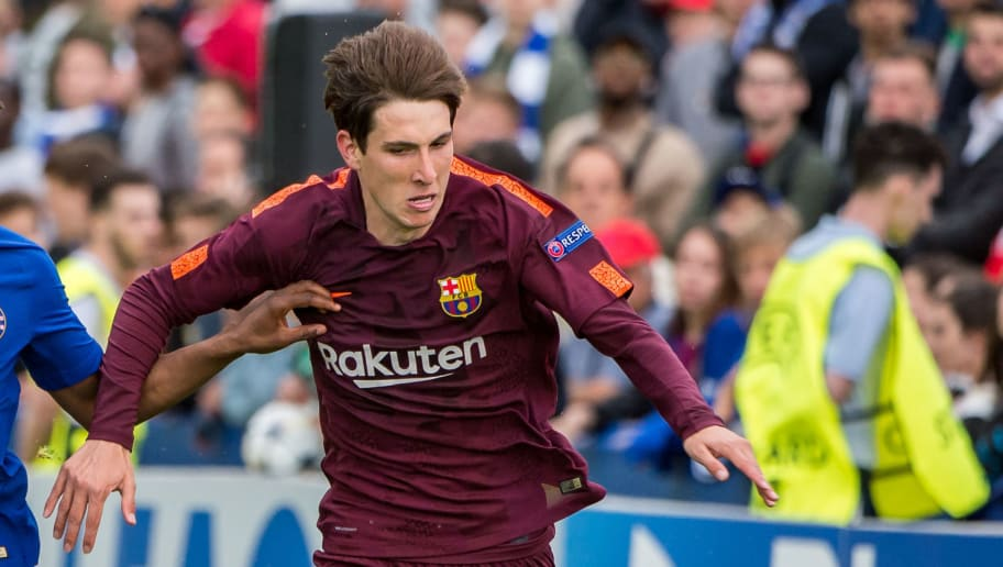 Barcelona Defender Set for Loan Departure With 2-Year Schalke Deal Edging Closer