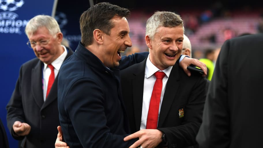 Gary Neville Suggests Man Utd Consider Selling Old Trafford Naming Rights
