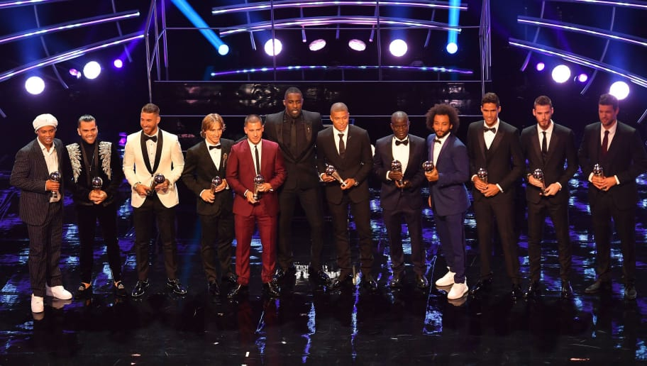 FIFPro Reveals 55-Player Shortlist for 2019 FIFA Men's World 11