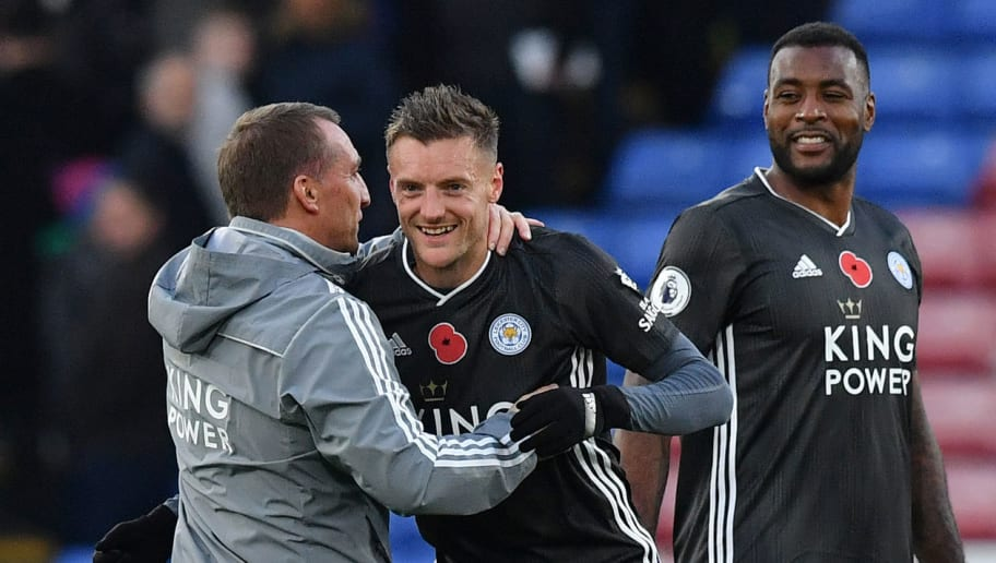 Brendan Rodgers Reveals Why He Thinks Jamie Vardy Rejected Arsenal Move