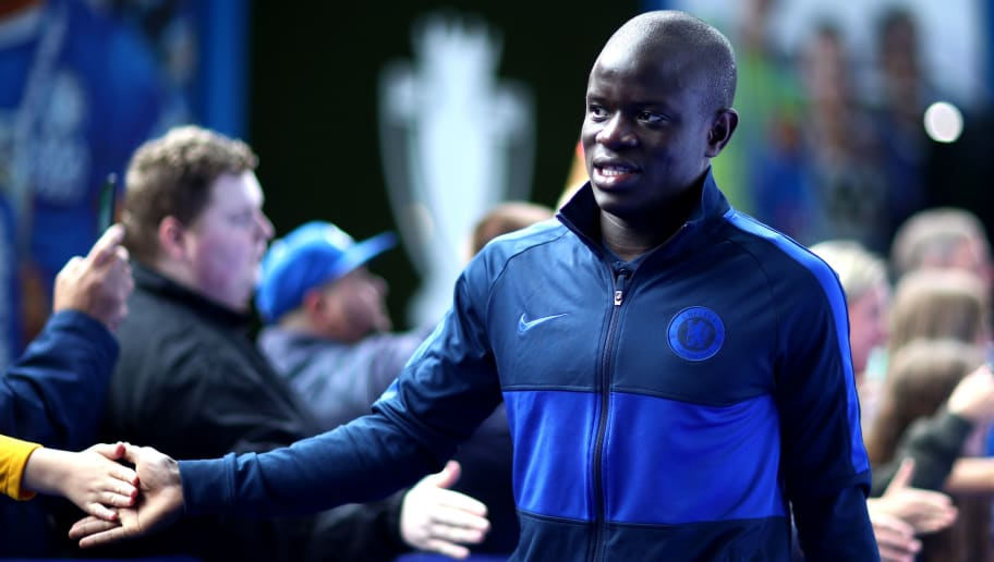 Chelsea Superstar N'Golo Kante Claims He Could Finish His Career at Stamford Bridge