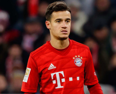 Philippe Coutinho Admits He Would Love to Seal Permanent Bayern Munich Move