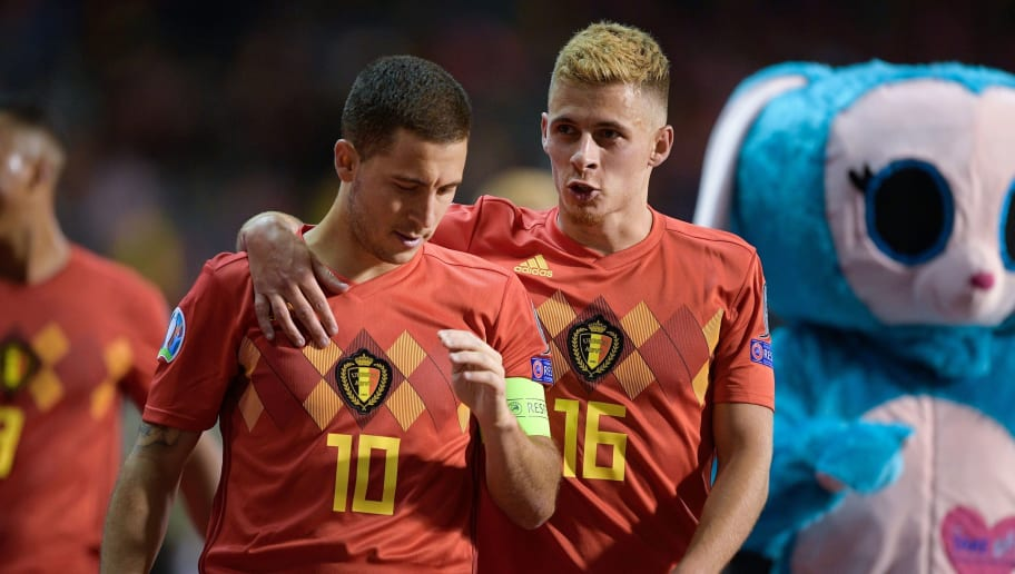 Eden Hazard Turned Down Bayern Munich Move Because of His Brother