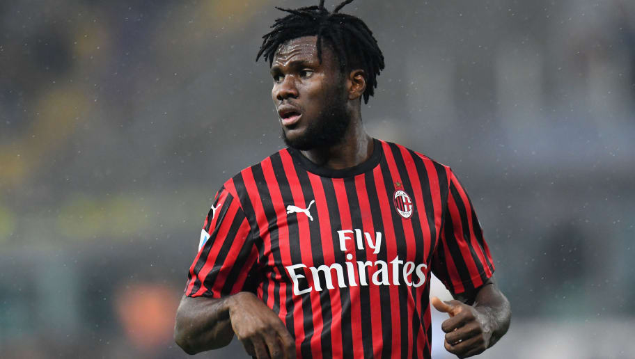 Arsenal Linked With January Swoop for AC Milan Midfielder Franck Kessie