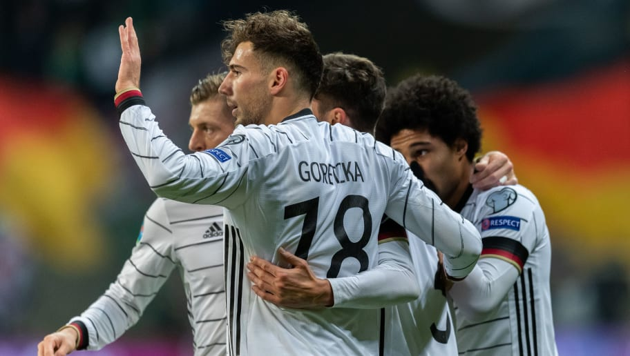 Predicting Germany's Starting XI for Euro 2020 This Summer