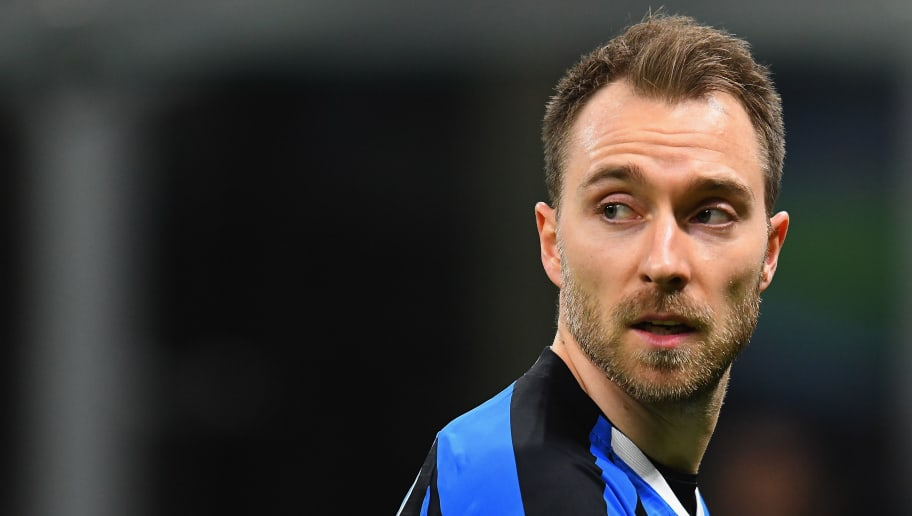 Antonio Conte 'Very Pleased' With Christian Eriksen's Full Inter Debut Despite Substitution