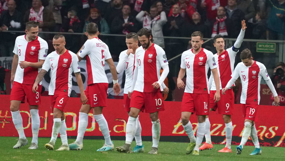 Predicting Poland's Starting XI for Euro 2020 This Summer