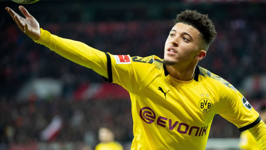 Jamie Carragher Predicts Jadon Sancho Transfer Fee Would Be Money Well Spent