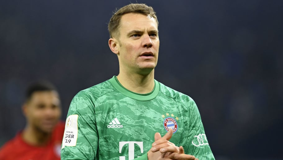 Manuel Neuer Extending Contract With Bayern Munich Considered 'Questionable'