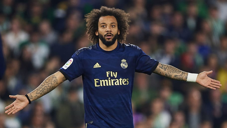 Out of Favour Real Madrid Star Marcelo Linked (Again) With Summer Move to Juventus