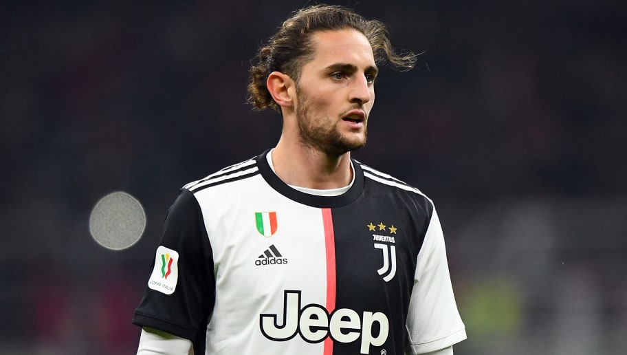 Arsenal and Everton Both 'in Negotiations' to Sign Juventus Midfielder Adrien Rabiot