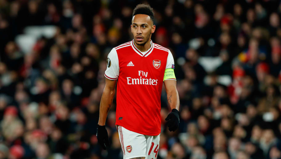 Pierre-Emerick Aubameyang Admits He Is Yet to Make Decision Over Arsenal Future