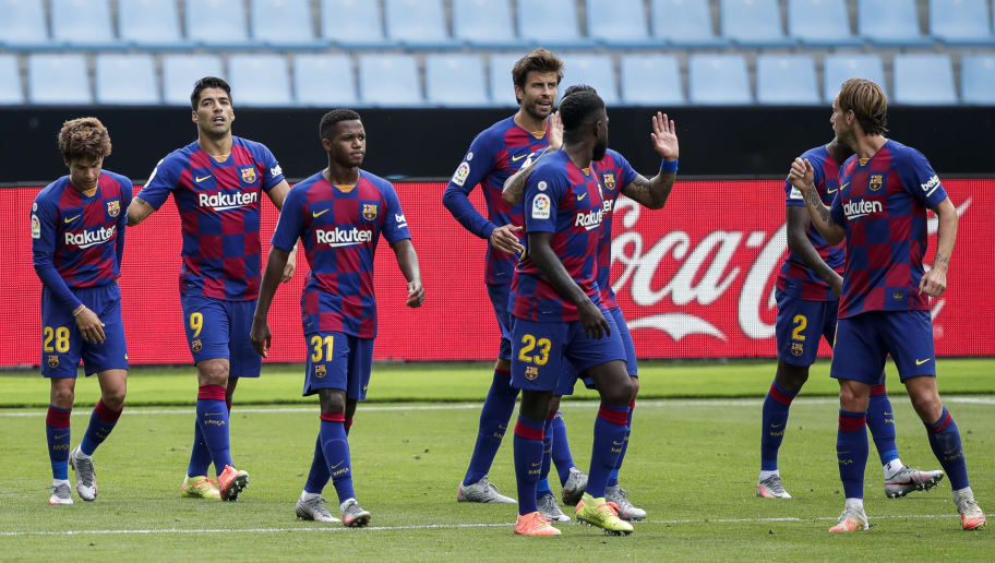 The Barcelona Lineup That Should Start Against Atlético Madrid