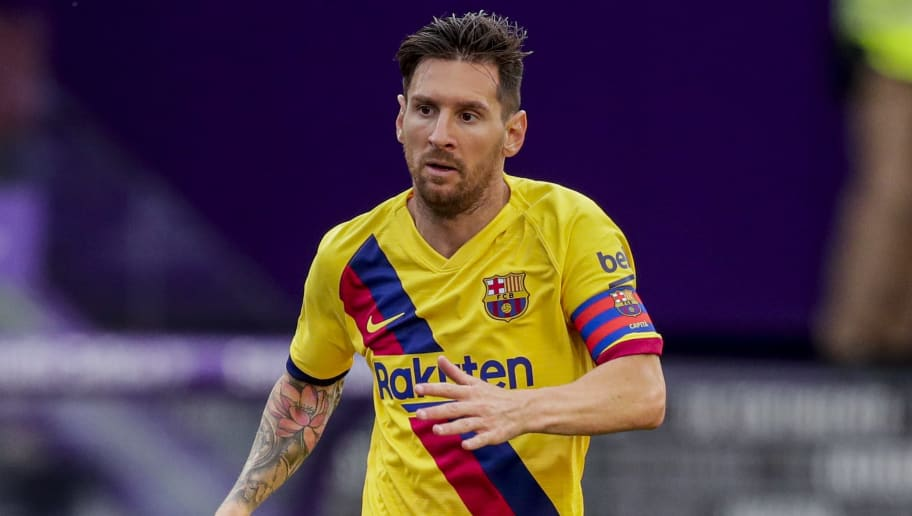 Barcelona President 'in No Doubt' Lionel Messi Will Renew Contract