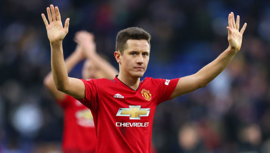 Ander Herrera Provides Cryptic Update on Contract Situation With Manchester United