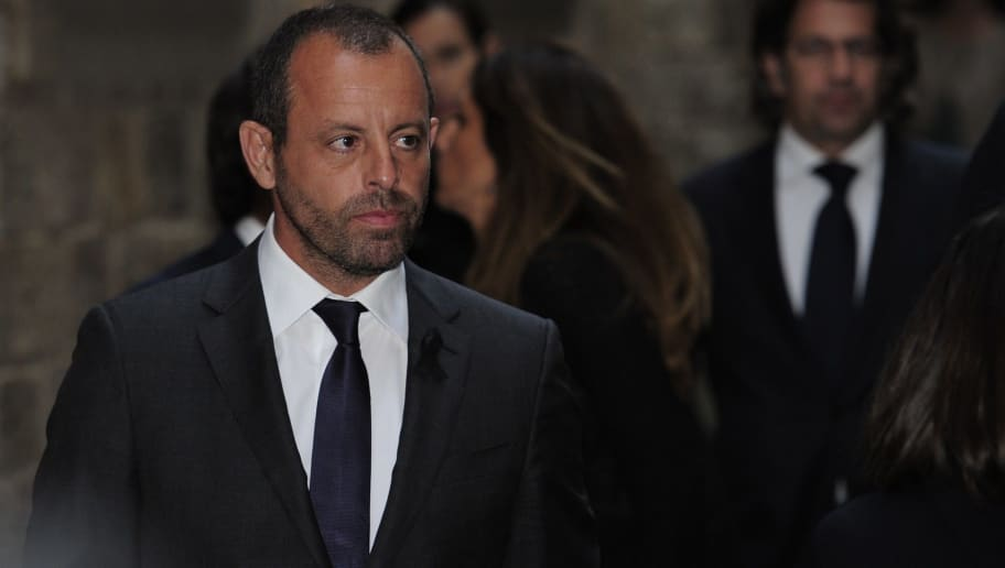 Former Barcelona President Sandro Rosell Acquitted of Money Laundering After 2 Years in Prison