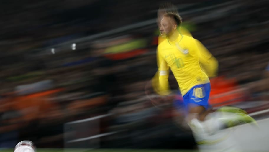The Last Two Years Seem to Have Made People Forget How Incredible Neymar Is