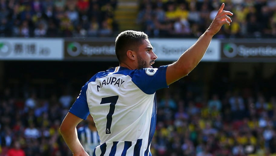 Neal Maupay, Tanguy Ndombele & the French Players That Have Scored on Their Premier League Debut