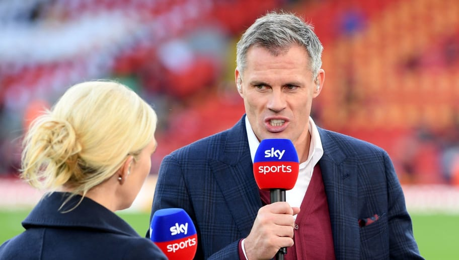 Liverpool Twitter Reacts to Bizarre War of Wards Between Jamie Carragher and Bobby Duncan's Agent