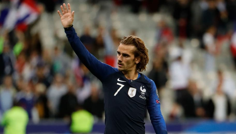 Antoine Griezmann Insists Games Should Be Stopped if Racist or Homophobic Chanting Is Heard