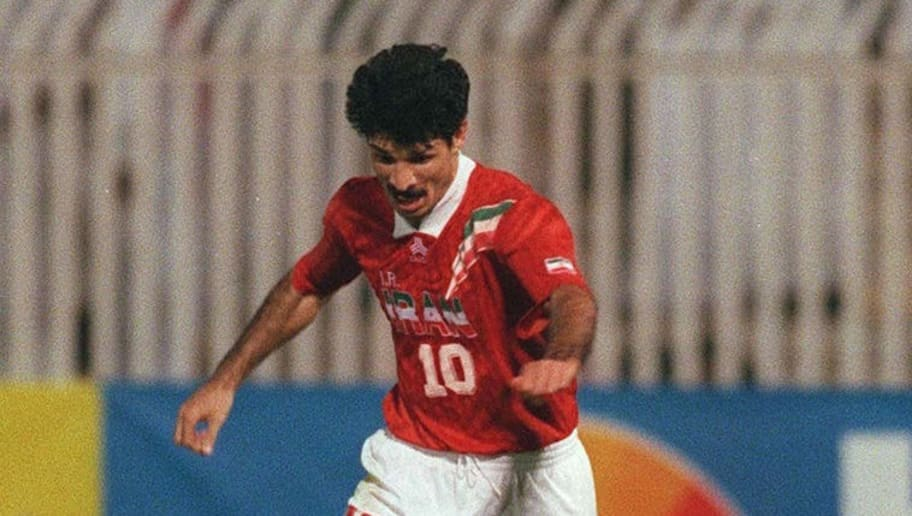 A Tribute to Ali Daei: Cristiano Ronaldo's Final International Rival