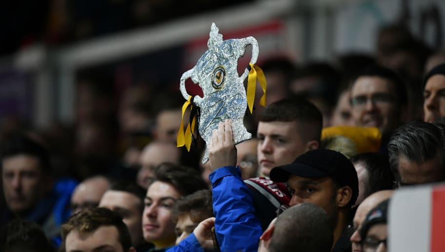6 of the Most Intriguing Ties Thrown Up in the FA Cup First Round Draw