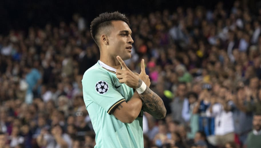 Barcelona Make Lautaro Martinez Top Transfer Target But Inter Eye Contract Extension