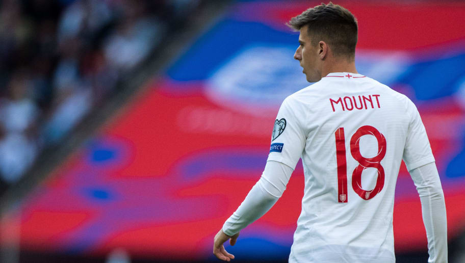 Mason Mount in Contention for First England Start in Euro 2020 Qualifier