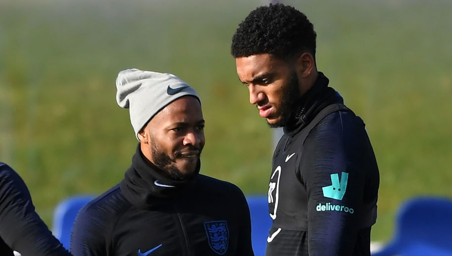 Gareth Southgate Provides Update on Raheem Sterling & Joe Gomez Situation Following Altercation