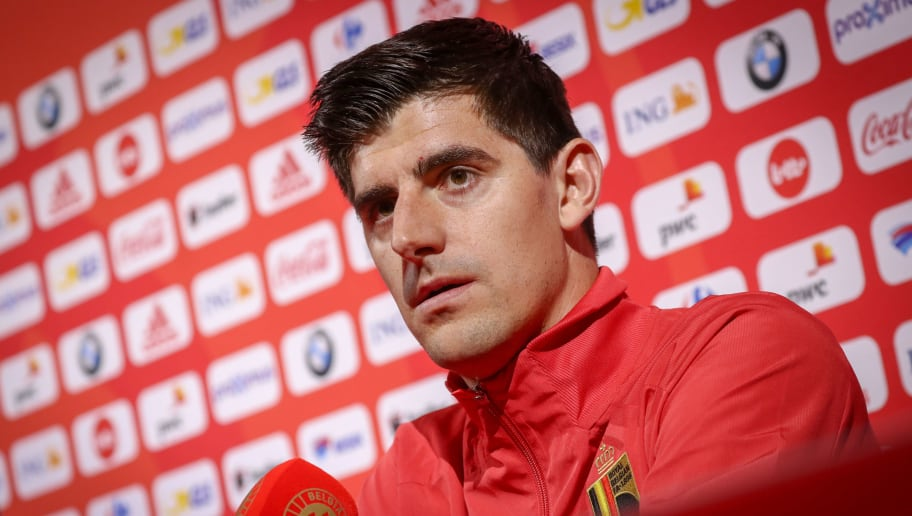 Thibaut Courtois Claims Intense Criticism of Him Comes From Being 'One of the Best in the World'