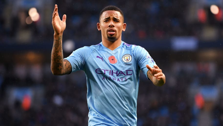 Gabriel Jesus Reveals the 2 Players He Wants to Emulate Ahead of Argentina Clash