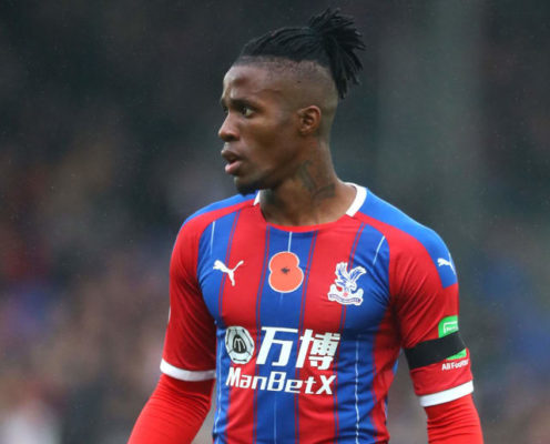 Manchester United 'Leading Race' to Re-Sign Wilfried Zaha in £70m Deal