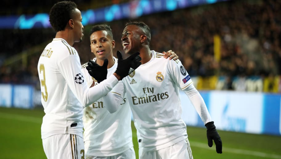 Predicting Real Madrid's Starting XI for Their La Liga Clash With Valencia
