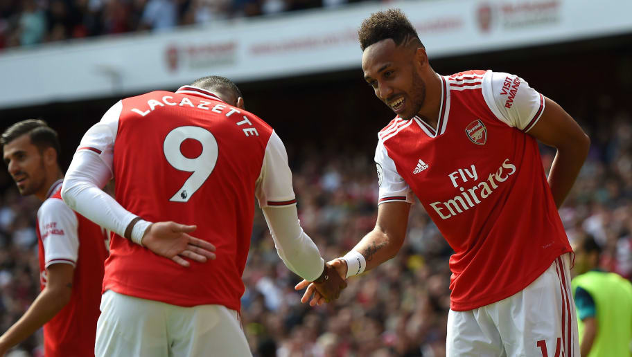 Alexandre Lacazette & Pierre-Emerick Aubameyang Refused Contract Extensions Because of Unai Emery