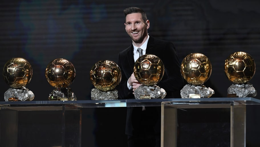 Ranking All 6 of Lionel Messi's Ballon d'Or Triumphs