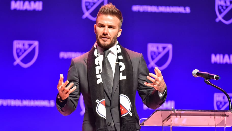Inter Miami to Make MLS Debut in First-Ever Official Game Against LA FC in March