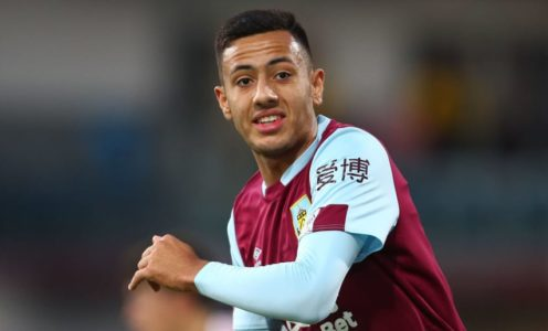 Crystal Palace to Consider Burnley's Dwight McNeil Should Wilfried Zaha Depart