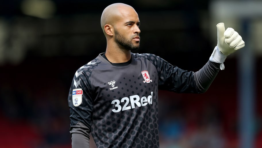 Exclusive: West Ham Open Talks With Middlesbrough Over Darren Randolph Transfer