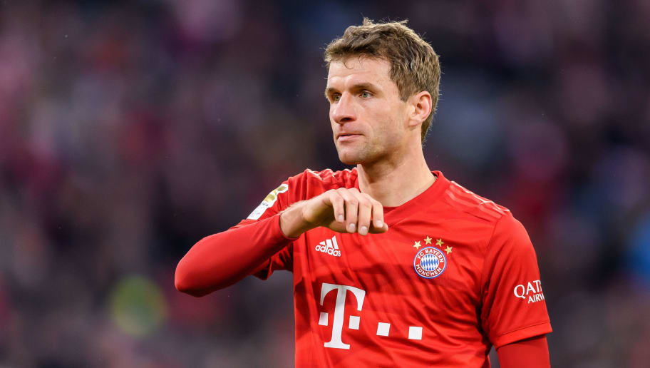 Thomas Müller Hints That He Could Leave Bayern Munich
