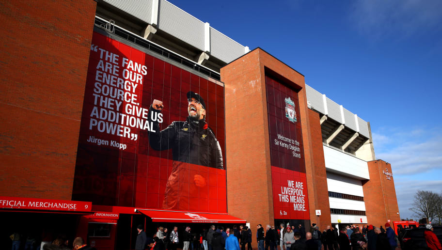 Anfield Could Host NFL Games as Liverpool Seek Permission in Redevelopment Plans